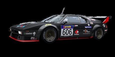 AH Racing - #606