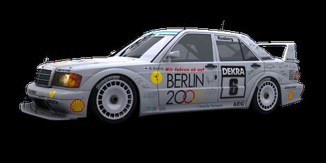AMG-Mercedes - #6