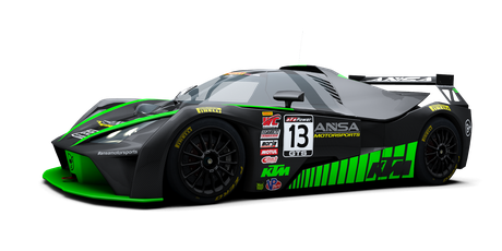 ANSA Motorsports - #13