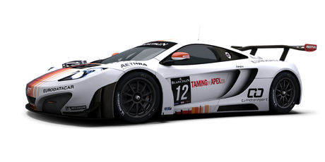 mclaren mp4 12c gt3 store raceroom racing experience. Black Bedroom Furniture Sets. Home Design Ideas