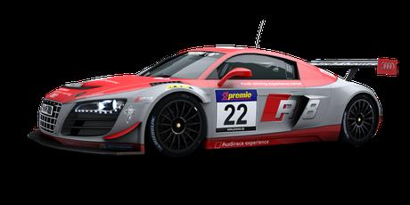 Audi Racing Experience - #22