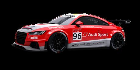 Audi TT cup 2015