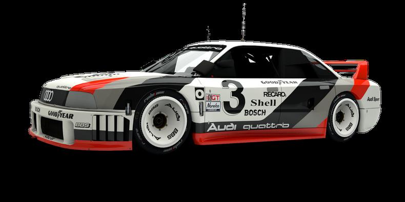 Audi Quattro Store RaceRoom Racing Experience - Audi of america