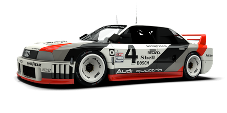 Audi Sport North America - #4