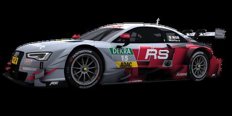 Audi Sport Team Abt - #15