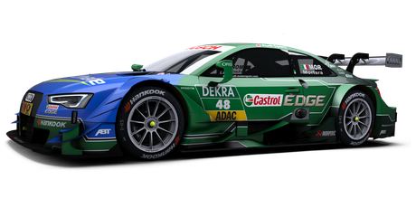 Audi Sport Team Abt - #48