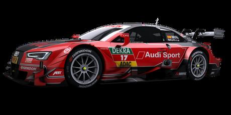 Audi Sport Team Abt Sportsline - #17