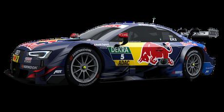 Audi Sport Team Abt Sportsline - #5