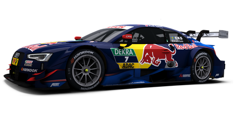 Audi Sport Team Abt Sportsline - #7