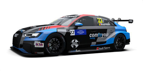 Audi Sport Team Comtoyou - #22