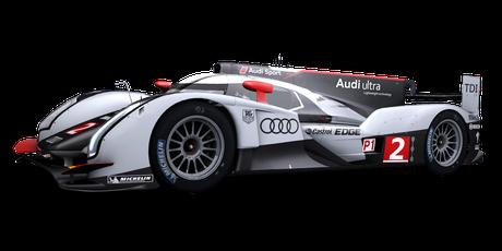 Audi Sport Team Joest - #2