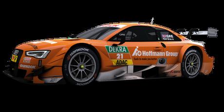 Audi Sport Team Rosberg - #21