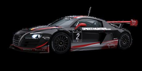 Audi Sport Team WRT - #02