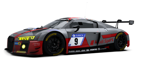 Audi Sport Team WRT - #9 - 24H