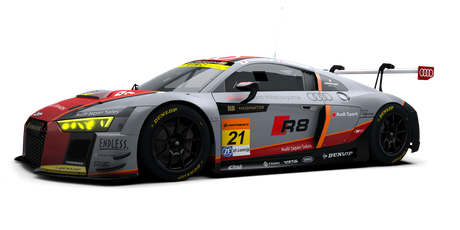 Audi Team Hitotsuyama - #21