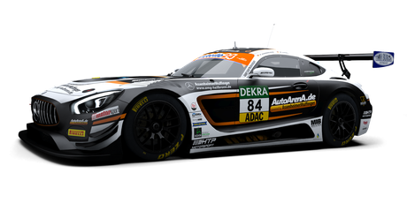 AutoArenA Motorsport - #84