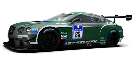 Bentley Motorsport - #85