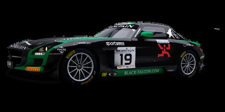 Black Falcon - #19