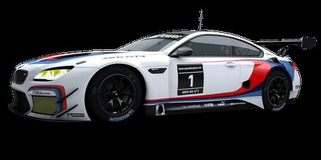 BMW Motorsport - #01