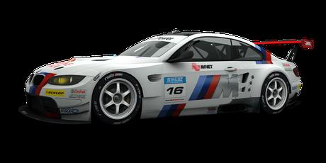 BMW Motorsport - #16
