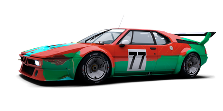 BMW Motorsport - #77