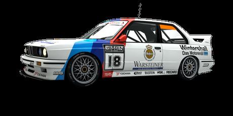 BMW Team Bigazzi - #18