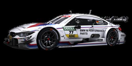 BMW Team Schnitzer - #77