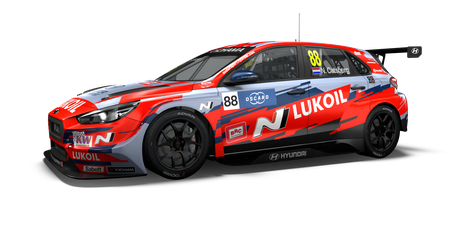 BRC Hyundai N LUKOIL Racing Team - #88