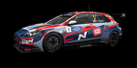 BRC Hyundai N Squadra Corse - #1