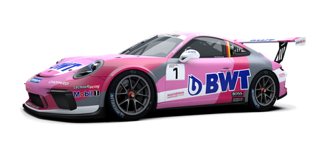 BWT Lechner Racing - #1
