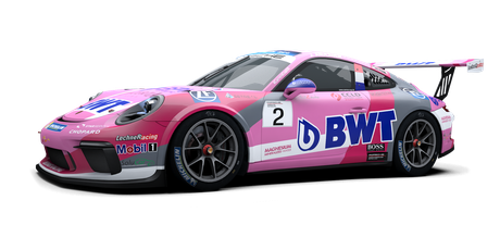 BWT Lechner Racing - #2