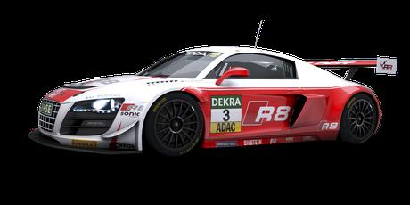 C. Abt Racing - #3