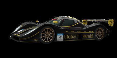 Candid Motorsports - #4