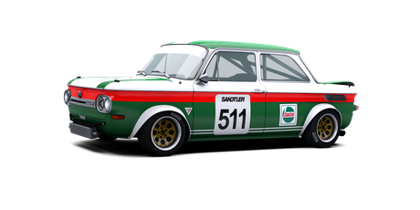 Castrol Racing - #511