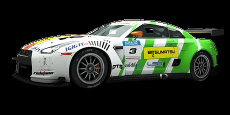 Charity Corp Racing - #3