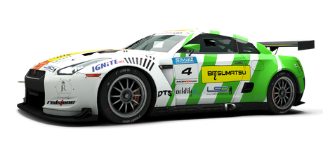 Charity Corp Racing - #4
