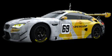Dunlop Motorsport - #69