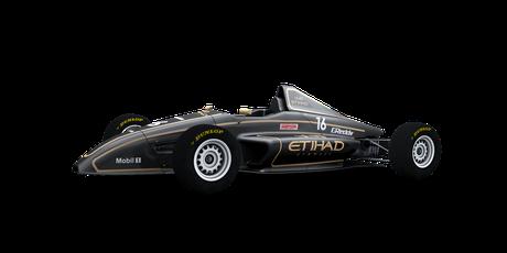 Etihad Racing - #16