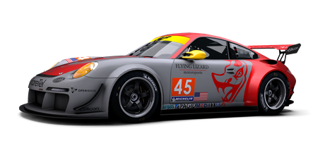 Flying Lizard - #45