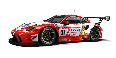 Frikadelli Racing Team - #31