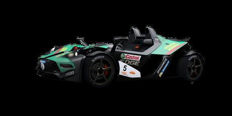 Gendarmerie - Racing - #5