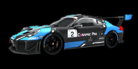 Spirit Race Team Uwe Alzen Automotive - #2