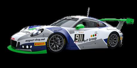 Herberth Motorsport - #911