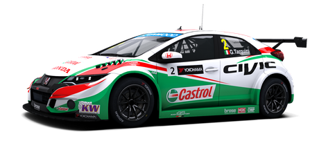 Honda Civic WTCC 2015