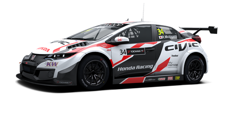 Honda Racing Team JAS - #34 - 2017