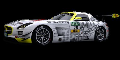 H.T.P. Motorsport - #26