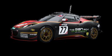 ISSY Racing - #77