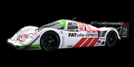 Joest Porsche Racing - #6