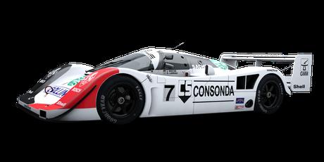 Joest Porsche Racing - #7