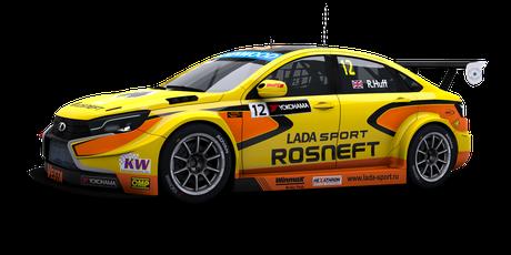 Lada Sport Rosneft - #12